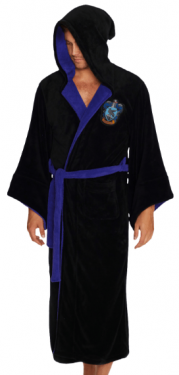 Harry Potter: Ravenclaw Wizarding Bathrobe Preorder