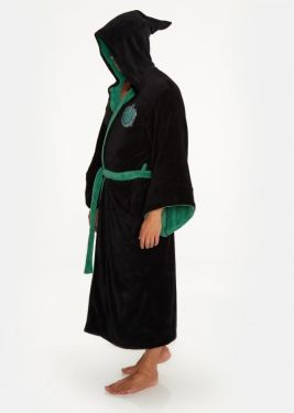 Harry Potter: Slytherin Wizarding Bathrobe