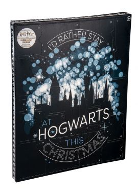 Harry Potter: I'd Rather Stay At Hogwarts This Christmas Advent Calendar