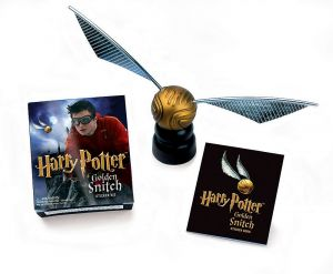 Harry Potter: Miniature Golden Snitch Sticker Kit