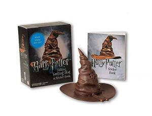 Harry Potter: Miniature Talking Sorting Hat and Sticker Book