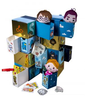 Harry Potter: Magic Infinity Box Advent Calendar