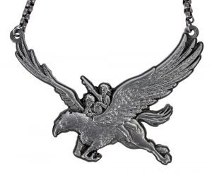 Harry Potter: Buckbeak The Hippogriff Limited Edition Necklace