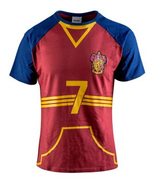 Harry Potter: Gryffindor Quidditch Captain Jersey Replica