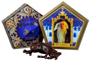 Harry Potter: Chocolate Frog Prop Replica