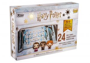 Harry Potter: 2019 Pocket Pop! Vinyl Christmas Advent Calendar