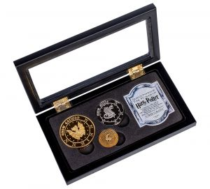 Harry Potter: Money In The Bank Gringotts Coin Collection