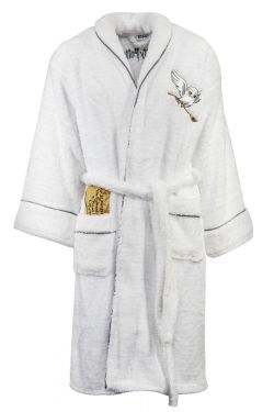 Harry Potter: Special Delivery Hedwig Bathrobe