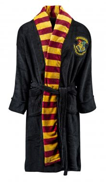 Harry Potter: Hogwarts and Hallows Women's Bathrobe