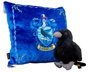 Harry Potter: Relaxing Ravenclaw House Mascot Plush & Cushion Set