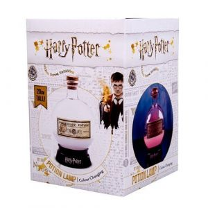 Harry Potter: Colour-Changing Polyjuice Potion XL Lamp Preorder