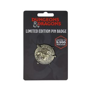 Dungeons & Dragons: Limited Edition Pin Badge Preorder