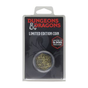 Dungeons & Dragons: Limited Edition Coin Preorder