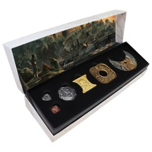 Dungeons & Dragons: Limited Edition Replica Waterdeep Coin Set Preorder