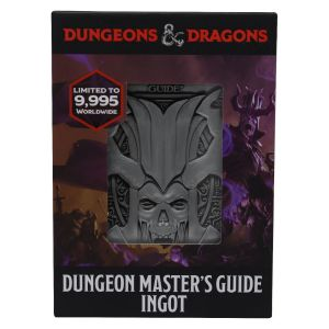 Dungeons & Dragons: Limited Edition Dungeon Master's Guide Ingot Preorder