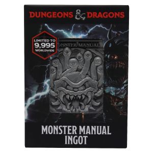Dungeons & Dragons: Limited Edition Monster Manual Ingot Preorder