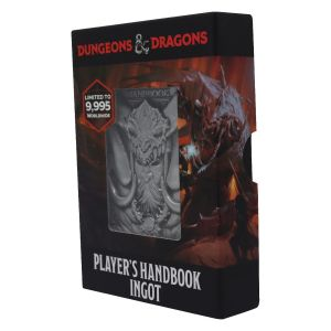 Dungeons & Dragons: Limited Edition Player's Guide Ingot Preorder