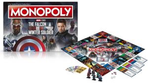 Monopoly: The Falcon And The Winter Solider Preorder