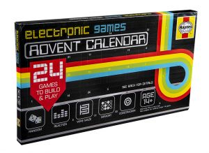 Haynes Retro Electronic Games Advent Calendar
