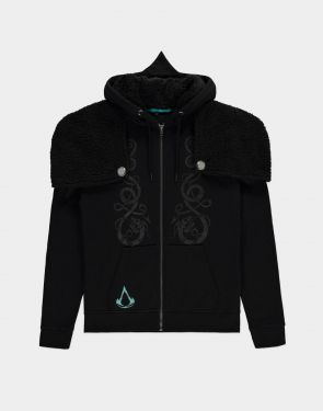 Assassin's Creed Valhalla: Casual Viking Style Cosplay Hoodie
