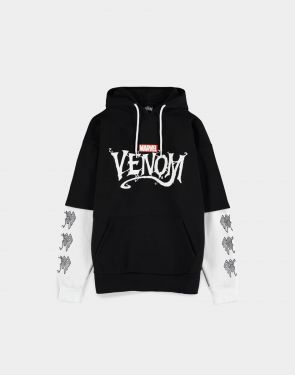 Venom: Double Sleeved Men's Hoodie