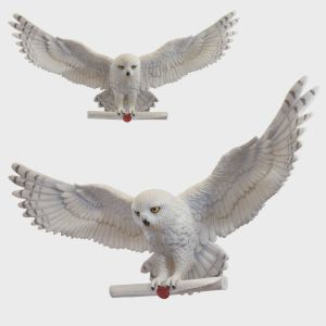 Harry Potter: Hedwig Owl Post Wall Decoration Preorder