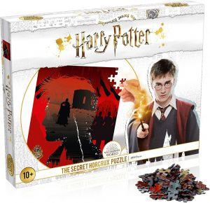 Harry Potter: Horcrux 1000pc Puzzle
