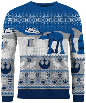 Star Wars: Happy Hoth-idays Knitted Christmas Jumper