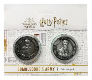 Harry Potter: Harry and Ron Coin Twin Pack