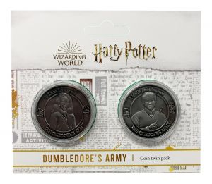 Harry Potter: Neville and Luna Coin Twin Pack