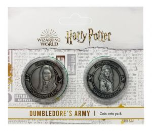 Harry Potter: Hermione and Ginny Coin Twin Pack