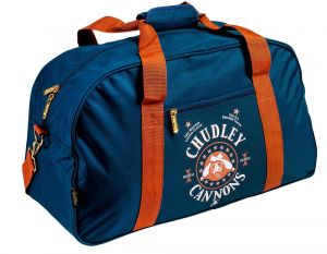 Harry Potter: Chudley Cannons Quidditch Kit Bag Preorder