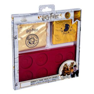Harry Potter: Wizarding Currency Gringotts Bank Chocolate Coin Mould