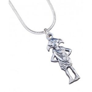 Harry Potter: Kept On A Tight Leash Dobby Necklace