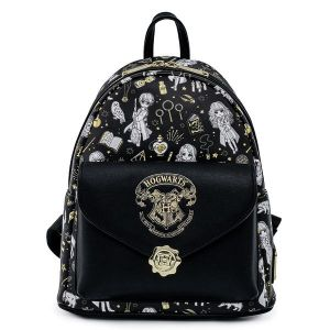 Harry Potter: Magical Elements Loungefly Mini Backpack