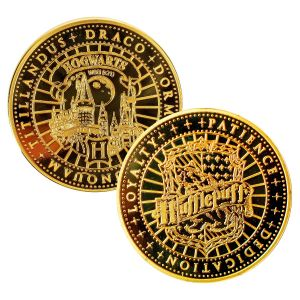Harry Potter: Hufflepuff Collectible Coin