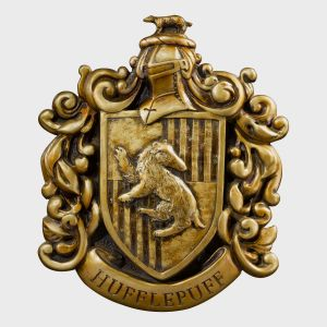 Harry Potter: Hufflepuff Crest Wall Art Preorder