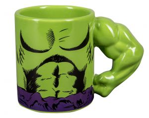 Hulk: 3D Arm Sculpted Mug