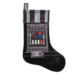 Star Wars: Luxury 19 Inch Darth Vader Christmas Stocking
