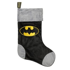 Batman Luxury 19 inch Christmas Stocking