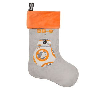 Star Wars: Luxury 19 Inch BB-8 Christmas Stocking