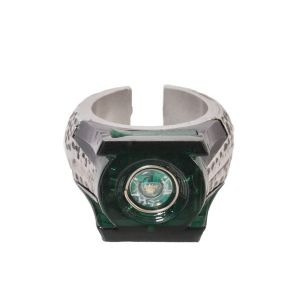Green Lantern: Light-Up Ring Replica Preorder
