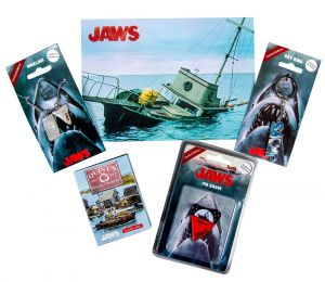 Jaws: Welcome To Amity Island Collector's Box