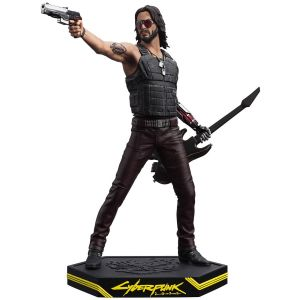 Cyberpunk 2077: Johnny Silverhand Figure