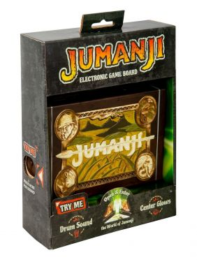 Jumanji: Miniature Electronic Game Board
