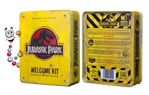 Jurassic Park: Premium Welcome Kit