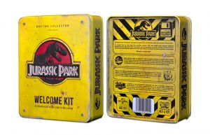 Jurassic Park: Limited Amber Edition Welcome Kit
