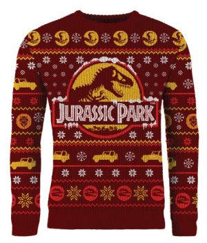 Jurassic Park: Knitted Christmas Sweater