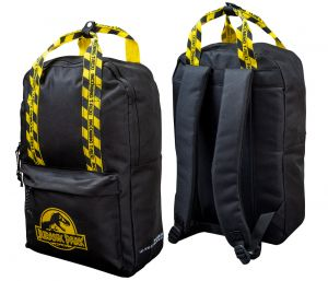 Jurassic Park: No Trespassing Backpack