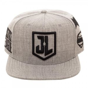 Justice League: Team Player Snapback Cap